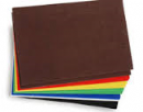 A4 Pack 3D Felt (3 Sheets) - Brown